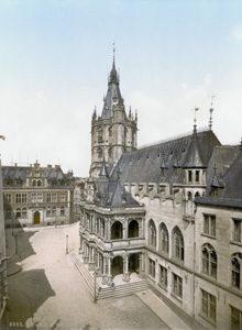 Rathaus Köln 1900