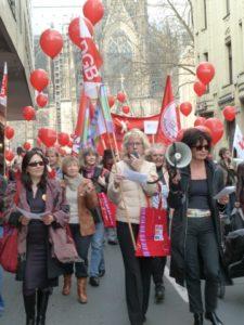 Internationaler Frauentag 2011 in Köln