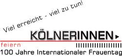 100 Jahre Internationaler Frauentag Köln