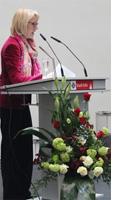 Kölner Bürgermeisterin zum Internationalen Frauentag im Rathaus 2014