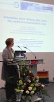 Keynote Prof. Klammer zum Internationalen Frauentag im Rathaus 2014