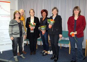 Spitzenfrauen der Kölner Stadtverwaltung