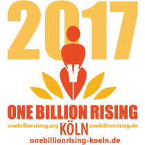 One Billion Rising in Köln - der AKF ist Mitveranstalterin