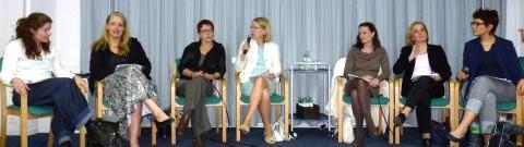Podiumsdiskussion des AKF-Köln zur Kommunalwahl 2014