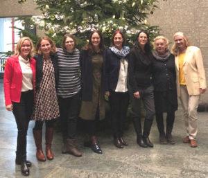 Frauenpolitischer Austausch Dezember 2018