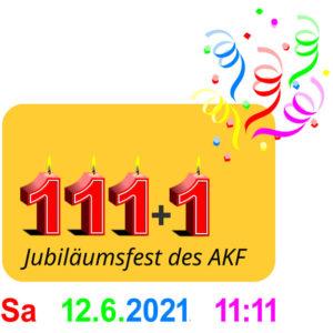 111 + 1 Jahre AKF-Koeln