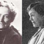Alice Neven DuMont und Else Falk